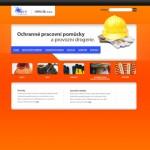 Grafické návrhy pro společnost Čipro ŽB
